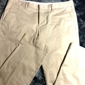 Express The Photographer Tan  Pant size 33x30